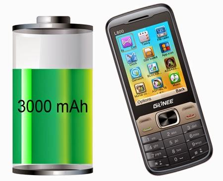 Điện thoại pin lâu