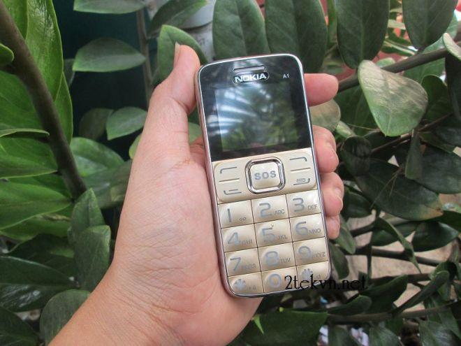 điện thoại cho người già nokia a1